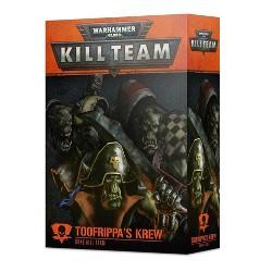 Warhammer 40k Kill Team: Toofrippa's Krew - Orks Kill Team