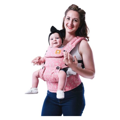 Tula Explore Multi-Position Baby Carrier - Bloom Pink - image 1 of 9