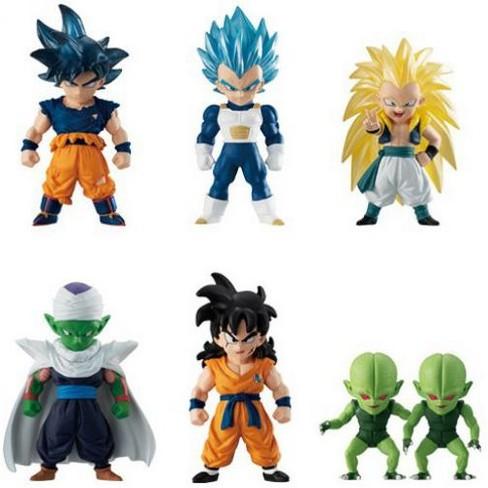 Dragon Ball Super Adverge Volume 8 Box of 10 Mini Figures