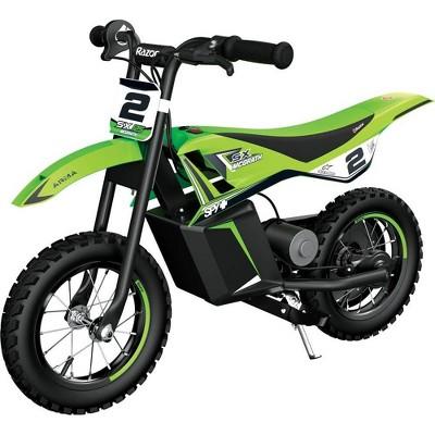 Razor SX125 McGrath Dirt Electric Bike - Green