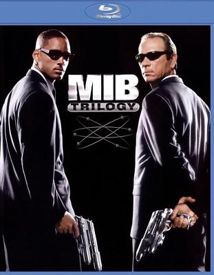 Men in Black Trilogy (Blu-ray)