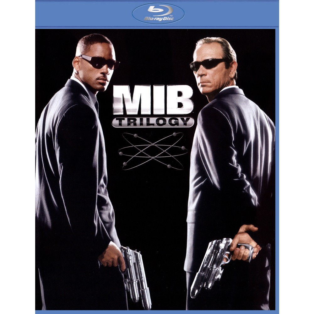 Men In Black Trilogy Blu Ray
