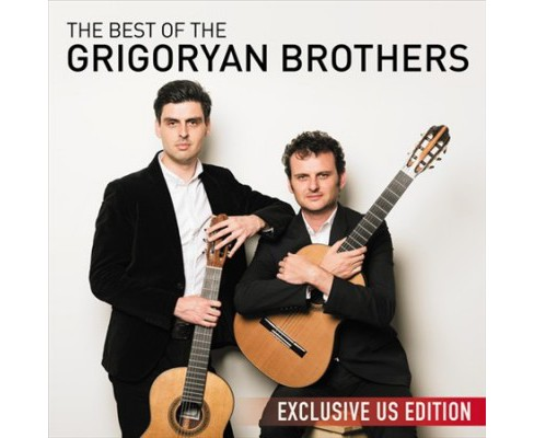 Grigoryan Brothers - Best Of The Grigoryan Brothers (CD) - image 1 of 1