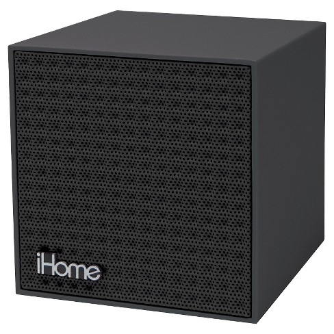 iHome Bluetooth Rechargeable Mini Speaker Cube (iBT16BB) - image 1 of 1