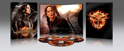 Mockingjay (Blu-ray/DVD/Digital) - Target Exclusive - image 1 of 1