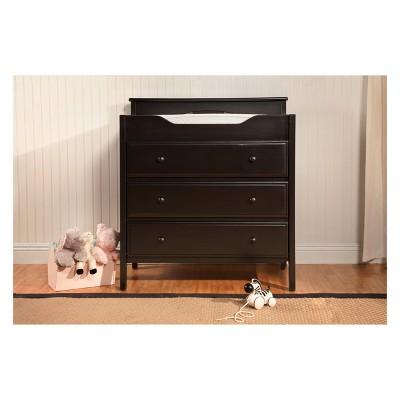 DaVinci Jayden 3-Drawer Changer Dresser - Black