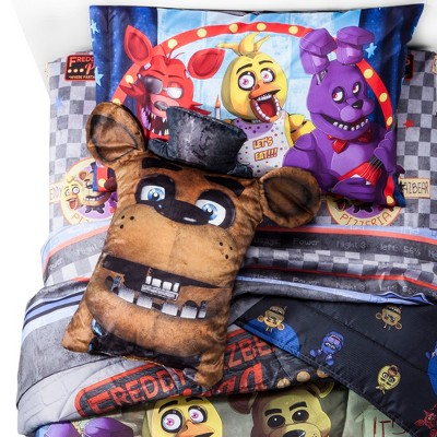 five night at freddy's bedding collection : target