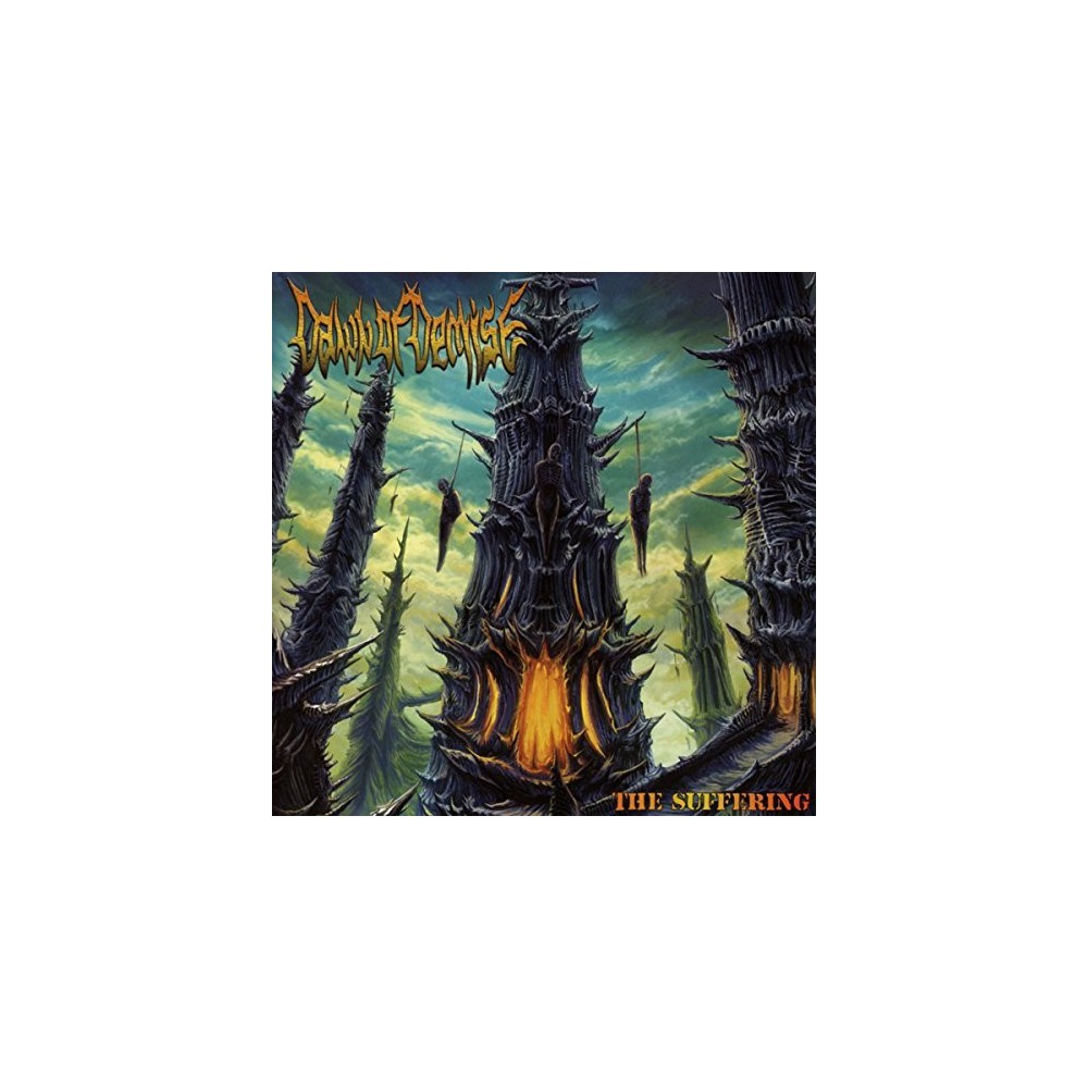 Dawn Of Demise - Suffering (CD)