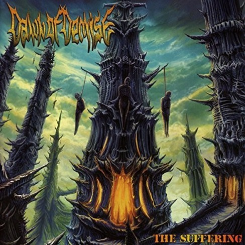 Dawn of demise - Suffering (CD) - image 1 of 1