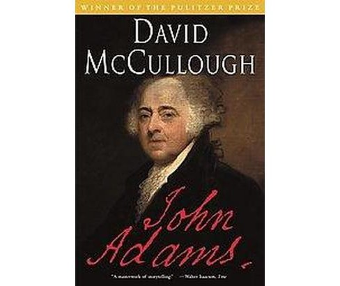 John Adams (Paperback) (David McCullough) - image 1 of 1