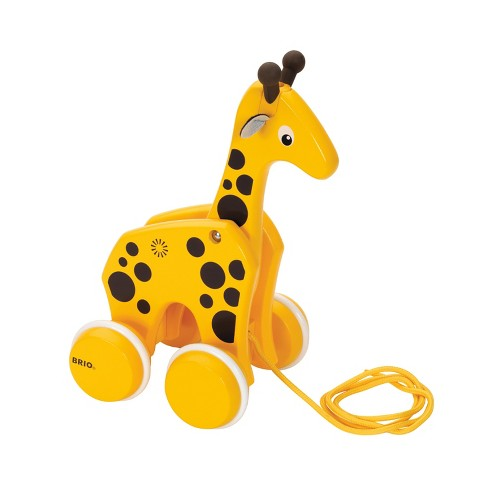Brio Pull Along Giraffe - image 1 of 3