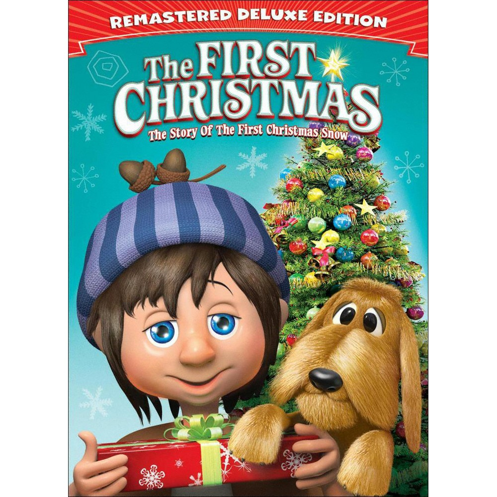 The First Christmas: The Story of the First Christmas Snow (dvd_video)