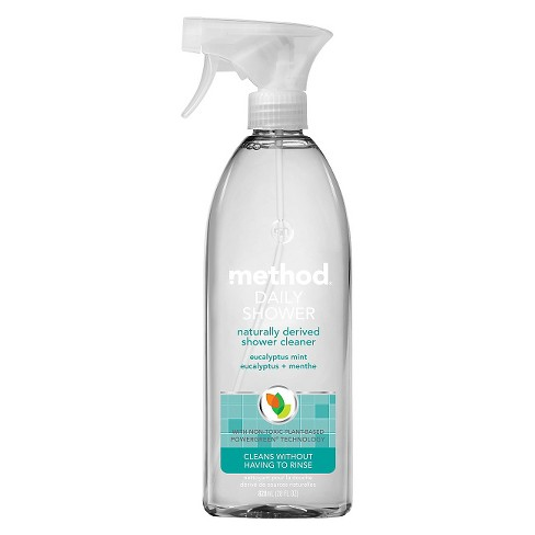 Excellent Method Eucalyptus Mint Daily Shower Cleaner Spray 28 Fl Oz Download Free Architecture Designs Scobabritishbridgeorg