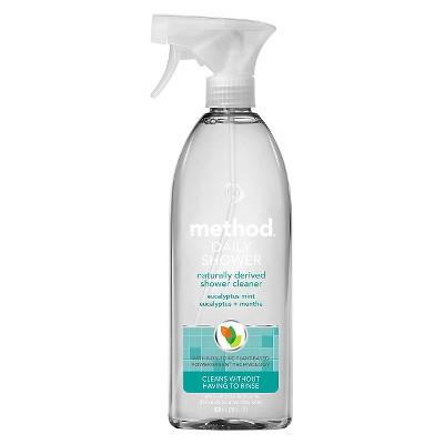 Method Eucalyptus Mint Daily Shower Cleaner Spray   28 Fl Oz