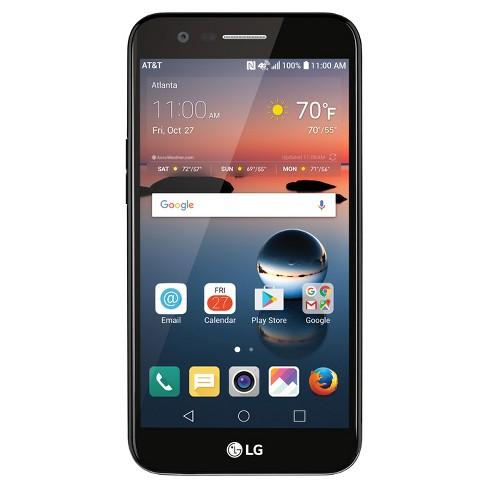 AT&T LG K20 (16GB) - Black