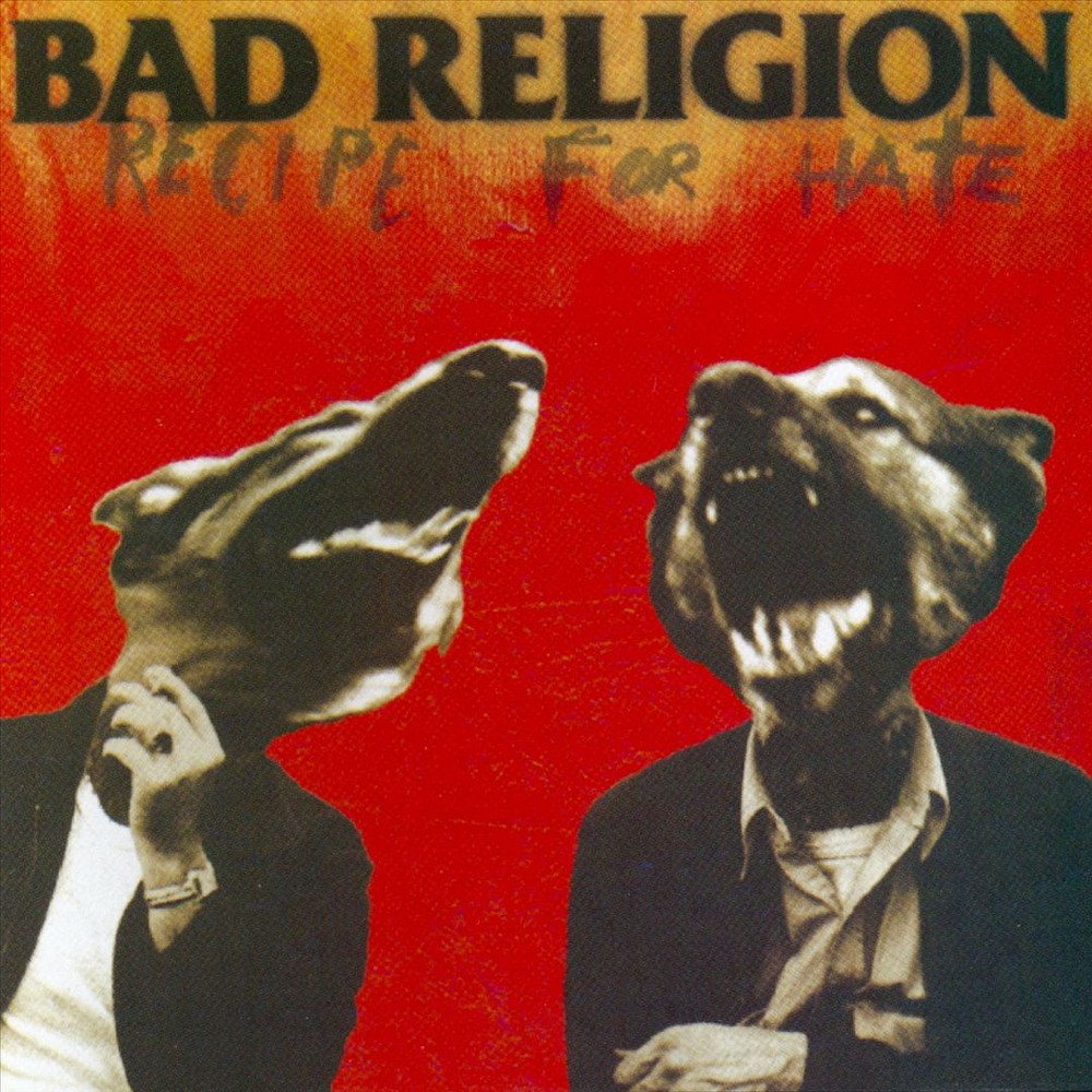 Bad religion - Recipe for hate (CD)