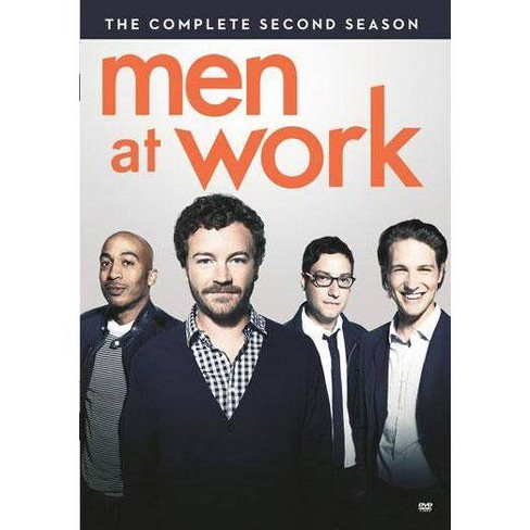 Men At Work: The Complete Second Season (DVD) - image 1 of 1