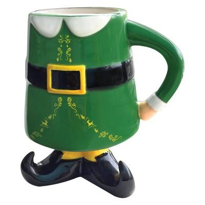 Elf 11oz Ceramic Buddy Mug