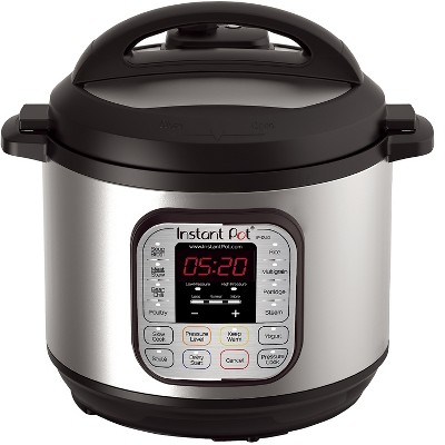 Instant Pot Duo 8qt Pressure Cooker