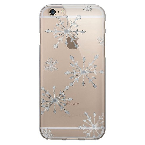 iPhone 6/6S Case - OTM Artist Prints Clear - Snowfall - image 1 of 1