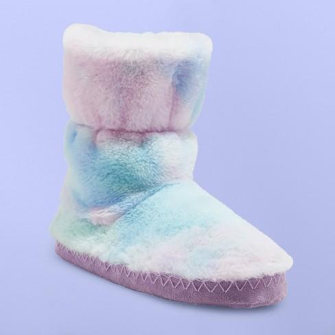 boot slippers for girls