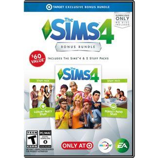 The Sims 4 Bonus Bundle - PC Game - Target Exclusive