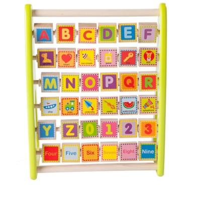 Fat Brain Toys Alpha-Abacus FB260-1