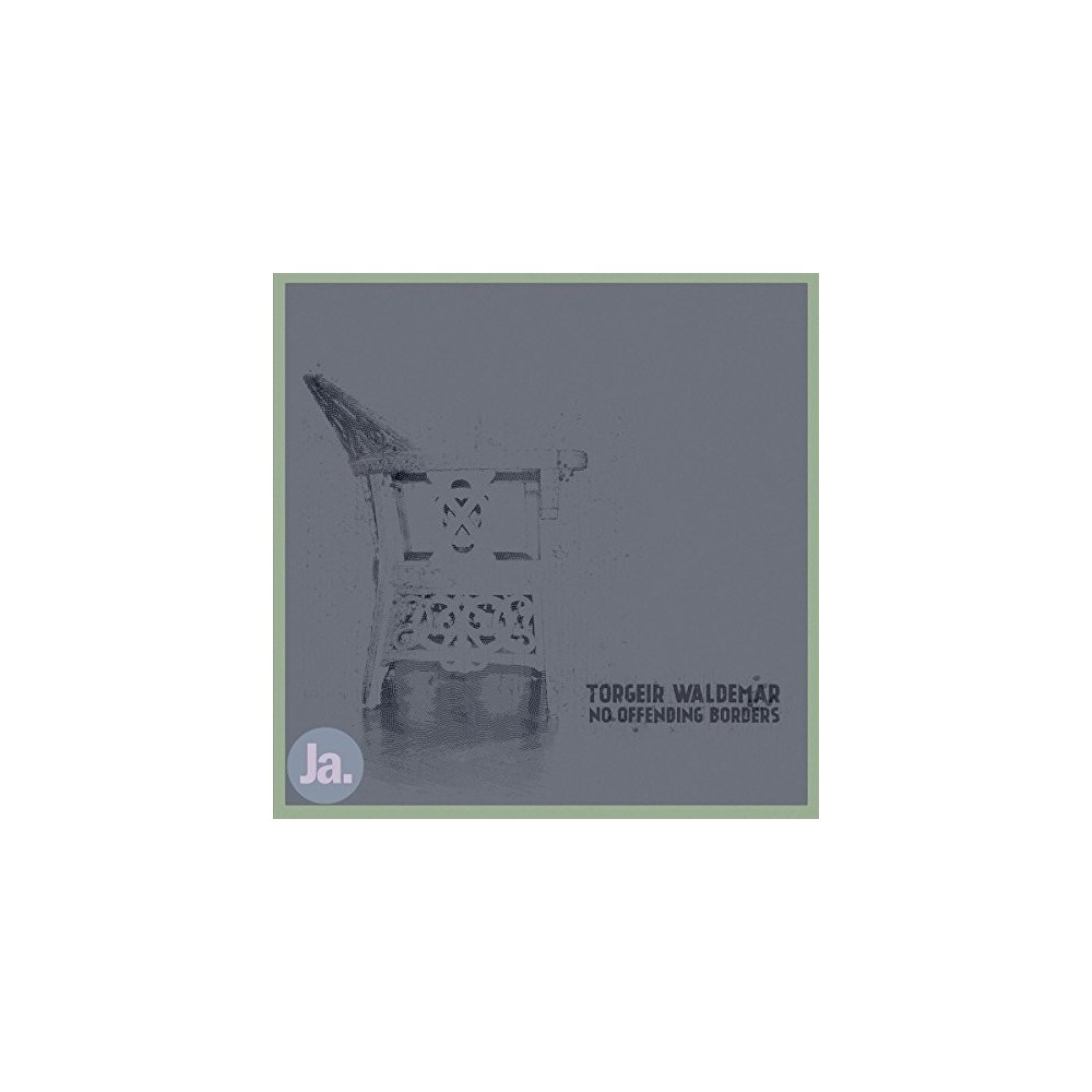 Torgeir Waldemar - No Offending Borders (CD)