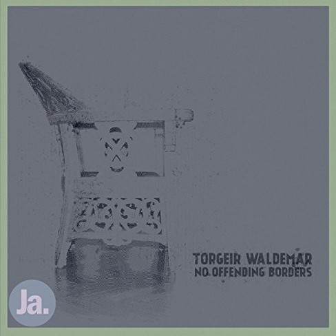 Torgeir Waldemar - No Offending Borders (CD) - image 1 of 1