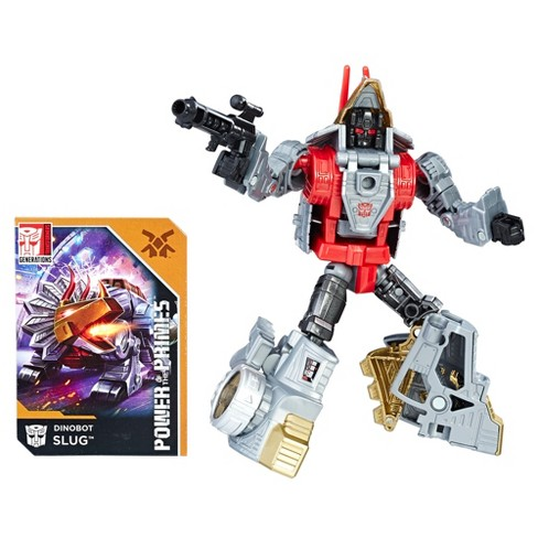 Transformers Generations Power of the Primes Deluxe Class Dinobot Slug - image 1 of 4