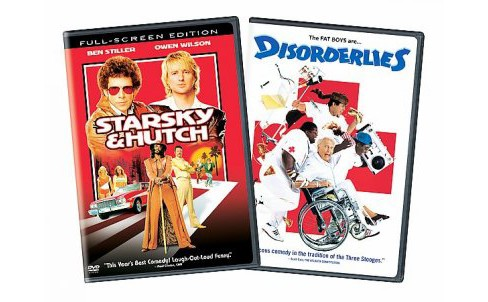 Starsky & Hutch/Disorderlies (DVD) - image 1 of 1