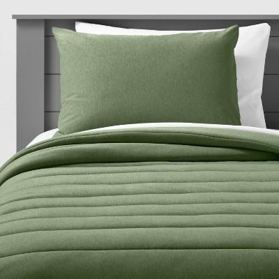Channel Jersey Comforter Set - Pillowfort™