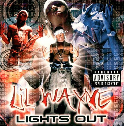 Lil wayne - Lights out [Explicit Lyrics] (CD) - image 1 of 1