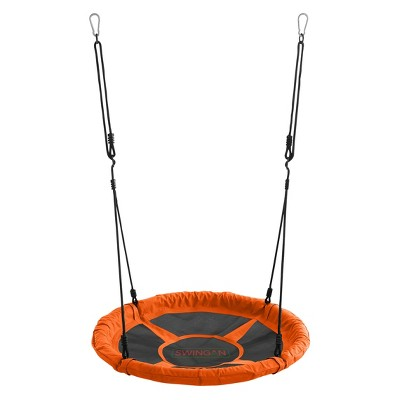 "Swingan Super Fun Nest Swing 37.5"" - Orange"