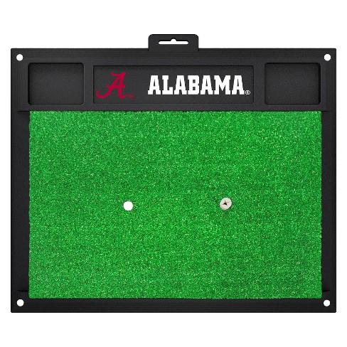 NCAA Alabama Crimson Tide Fan mats Golf Hitting Mat - image 1 of 1