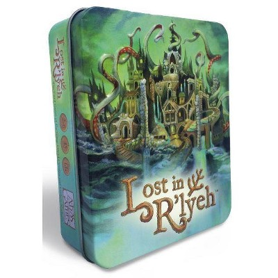 Lost in R'lyeh Board Game