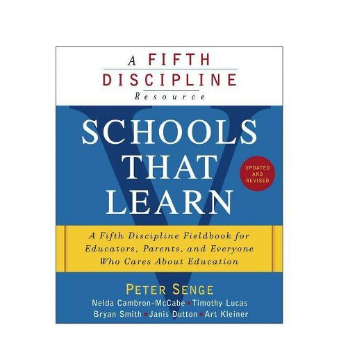 Schools That Learn (Updated and Revised) - (Paperback) - image 1 of 1