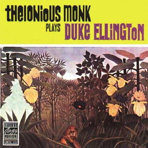 Thelonious Monk - Plays Duke Ellington (Vinyl) - image 1 of 1