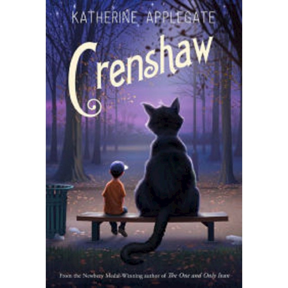 Crenshaw (Hardcover) by Katherine Applegate