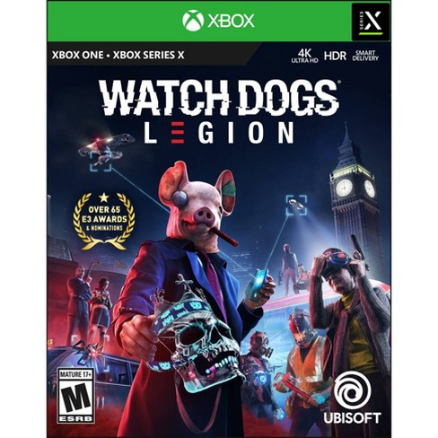 Watch Dogs: Legion - Xbox One/Series X - image 1 of 4