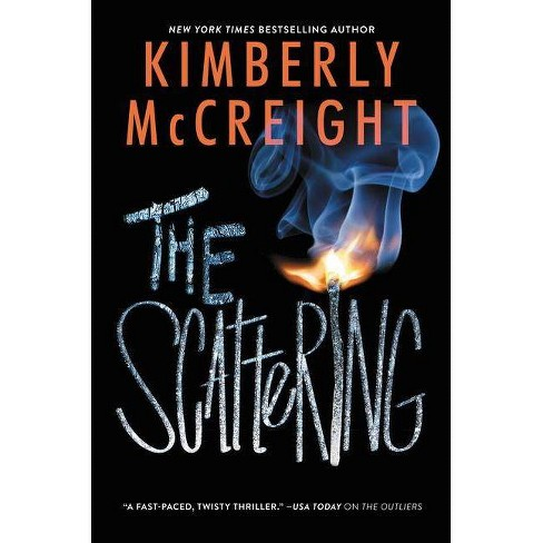 The Scattering - (Outliers) by  Kimberly McCreight (Hardcover) - image 1 of 1