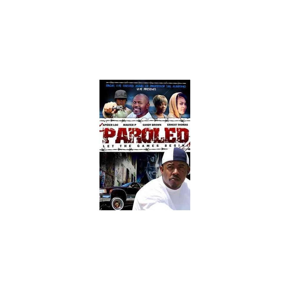 Paroled (Dvd), Movies