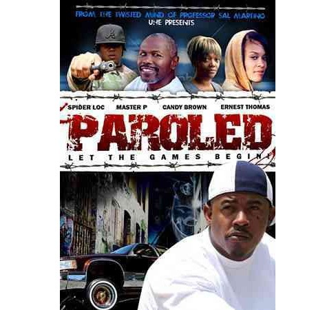 Paroled (DVD) - image 1 of 1