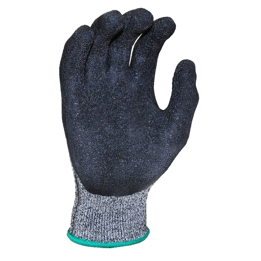 Image of Cutshield Cut Resistant Work Gloves - Medium - Black - G & F