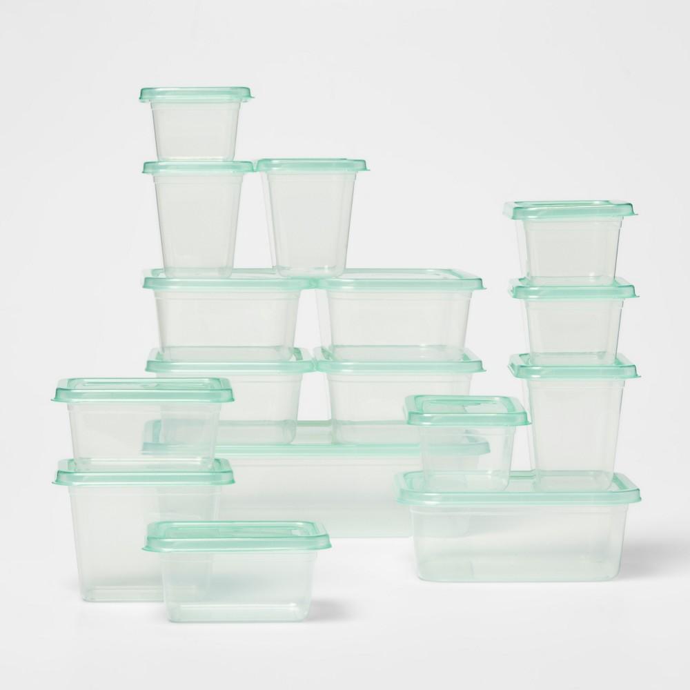 Food Storage Container Set Mint (Green) - Room Essentials
