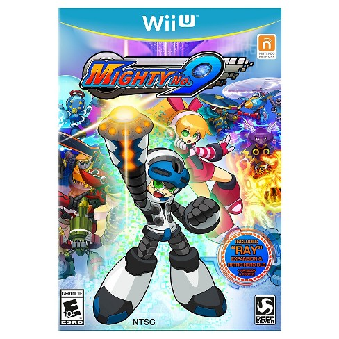 Mighty No. 9Wii U - image 1 of 5