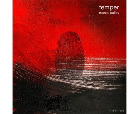 Marco Bailey - Temper (CD) - image 1 of 1