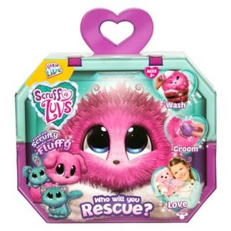Little Live Pets Scruff-A-Luv - Pink