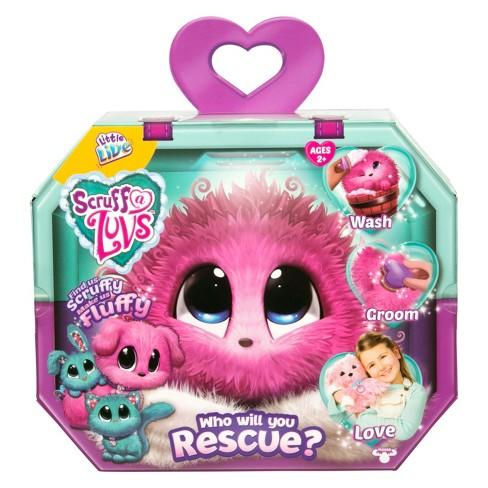 Little Live Pets Scruff-A-Luv - Pink   Target f0ea4d2da16c