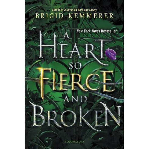 A Heart So Fierce and Broken - (The Cursebreaker) by  Brigid Kemmerer (Hardcover) - image 1 of 1